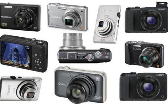 aparate foto compacte reduceri