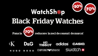 black friday watchshop