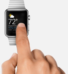 Apple-Watch-glances-swipe